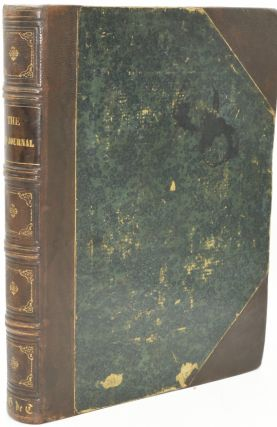 THE ART-JOURNAL. JANUARY, 1867-OCTOBER, 1867. TEN ISSUES. (ONE VOLUME
