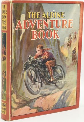 THE ALDINE ADVENTURE BOOK.