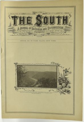 THE SOUTH: A JOURNAL OF SOUTHERN AND SOUTHWESTERN PROGRESS. Volume XL. Number 2. February 1891