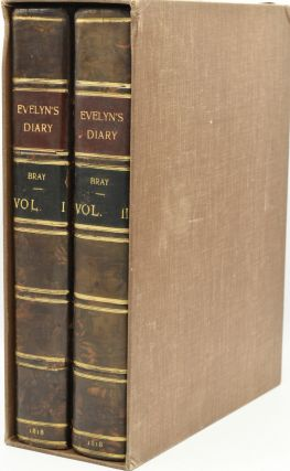 MEMOIRS, ILLUSTRATIVE OF THE LIFE AND WRITINGS OF JOHN EVELYN, ESQ. F.R.S. AUTHOR OF THE...