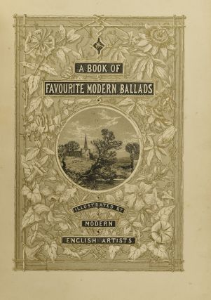 A BOOK OF FAVOURITE MODERN BALLADS.