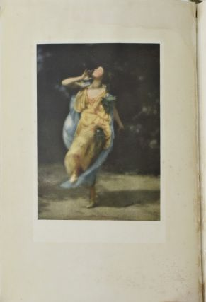 THE BOOK OF THE DANCE.