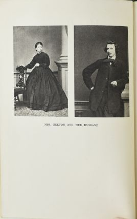 MRS BEETON AND HER HUSBAND, BY HER GREAT NIECE.