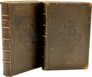 POEMS. VOL. I & II. (TWO VOLUMES). Alfred Tennyson