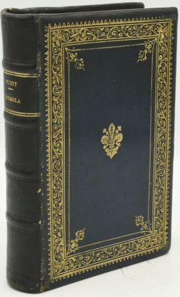 ROMOLA. ILLUSTRATED FROM PHOTOGRAPHS. George Eliot