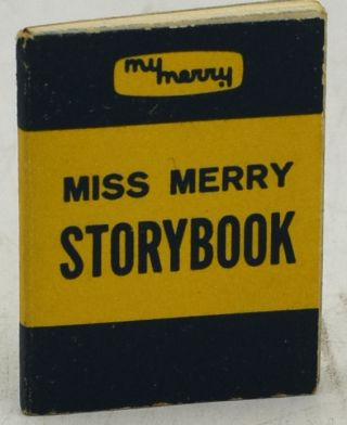 MISS MERRY STORYBOOK. MISS MERRY AND HER DOG, STAR