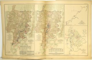 [PART 10] ATLAS TO ACCOMPANY THE OFFICIAL RECORDS OF THE UNION AND CONFEDERATE ARMIES. PLATE XLVI CHICKAMAUGA ETC. PLATE XLVII ARMY OF MISSOURI ETC. PLATE XLVIII CHICKAMAUGA CAMPAIGN ETC. PLATE XLIX CHATTANOOGA ETC. PLATE L BROWN'S FERRY ETC.