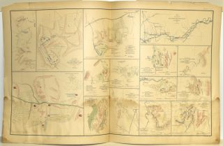 [PART 13] ATLAS TO ACCOMPANY THE OFFICIAL RECORDS OF THE UNION AND CONFEDERATE ARMIES. PLATE LXI LOVEJOY'S STATION ETC. PLATE LXII ATLANTA ETC. PLATE LXIII FORT MORGAN ETC. PLATE LXIV MINE EXPLOSION ETC. PLATE LXV BERMUDA HUNDRED ETC.