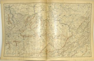 PART 29] ATLAS TO ACCOMPANY THE OFFICIAL RECORDS OF THE UNION AND CONFEDERATE ARMIES. PLATE CXLI...