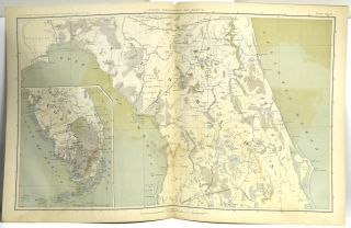 [PART 30] ATLAS TO ACCOMPANY THE OFFICIAL RECORDS OF THE UNION AND CONFEDERATE ARMIES. PLATE CXLVI PART OF FLORIDA. PLATE CXLVII PARTS OF MISSISSIPPI, ALABAMA, GEORGIA AND FLORIDA. PLATE CXLVIII PARTS OF MISSISSIPPI, ALABAMA AND GEORGIA. PLATE CXLIV PARTS OF TENNESSEE, NORTH CAROLINA, MISSISSIPPI, ALABAMA AND GEORGIA. PLATE CL PARTS OF ILLINOIS, INDIANA, KENTUCKY AND TENNESSEE.