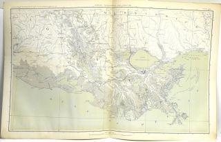 [PART 32] ATLAS TO ACCOMPANY THE OFFICIAL RECORDS OF THE UNION AND CONFEDERATE ARMIES. PLATE CLVI PARTS OF LOUISIANA AND MISSISSIPPI. PLATE CLVII PARTS OF TEXAS AND LOUISIANA. PLATE CLVIII PARTS OF TEXAS, LOUISIANA AND ARKANSAS. PLATE CLIX PARTS OF INDIAN TERRITORY, ARKANSAS AND TEXAS. PLATE CLX PARTS OF KANSAS, INDIAN TERRITORY, MISSOURI AND ARKANSAS. PLATE CLXI PARTS OF KANSAS AND MISSOURI.