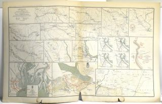 PART 15] ATLAS TO ACCOMPANY THE OFFICIAL RECORDS OF THE UNION AND CONFEDERATE ARMIES. PLATE LXXI...