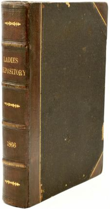THE LADIES REPOSITORY FOR 1866, VOLUME XXVI. THE LADIES' REPOSITORY: A MONTHLY PERIODICAL,...