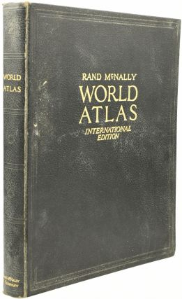 RAND MCNALLY WORLD ATLAS, INTERNATIONAL EDITION