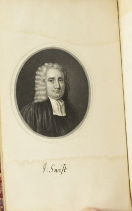 THE POETICAL WORKS OF JONATHAN SWIFT. WITH A LIFE BY REV. JOHN MITFORD.