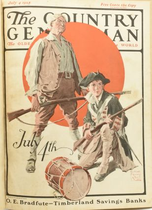 THE COUNTRY GENTLEMAN, FOR THE AMERICAN FARMER AND HIS FAMILY. VOL. XC, NO. 27, JULY 4, 1925;...