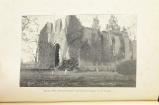 OLD SURRY: THUMB - NAIL SKETCHES OF PLACES OF HISTORIC INTEREST IN SURRY COUNTY, VIRGINIA (Author's Copy)