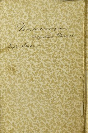 THE CONFIDENTIAL CORRESPONDENCE OF NAPOLEON BONAPARTE WITH HIS BROTHER JOSEPH, SOMETIME KING OF SPAIN (2 VOLUMES)