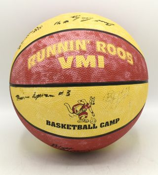 BASKETBALL] VMI BASKETBALL CAMP, RUNNIN' ROOS