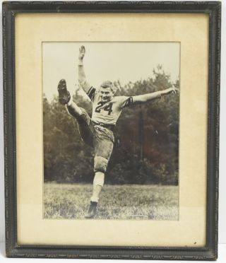 FOOTBALL; VIRGINIA] ST. CHRISTOPHER'S | HAMPDEN-SYDNEY. 1930's