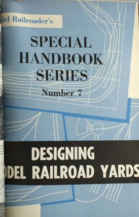 BLUE BOOK OF MODEL RAILROAD PRACTICE [WITH] SPECIAL HANDBOOK SERIES ...