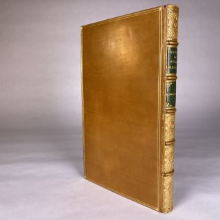 [FINE BINDING] [ILLUSTRATED] THE HISTORY OF JOHNNY QUAE GENUS, THE LITTLE FOUNDLING OF THE LATE DOCTOR SYNTAX: A POEM