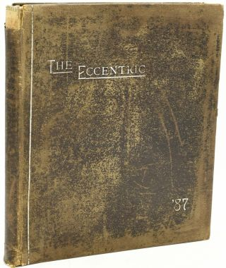 THE ECCENTRIC. 1887. STEVENS INSTITUTE OF TECHNOLOGY